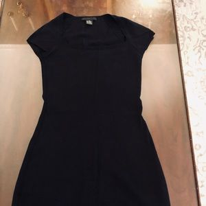 GUESS BLACK SWEATER DRESS, SIZE S